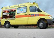 Ηλεία: Δύο τραυματίες σε ισάριθμα τροχαία στο Βαρθολομιό