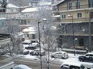'Άσπρη' μέρα στα Γρεβενά - Χιόνι σκέπασε την περιοχή (pics)