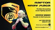Raptor Krav Maga στο κέντρο πολεμικών τεχνών ¨Βασιλεία'