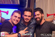 Σπάστε το @ Piccadilly Club 01-11-14 Part 1/2