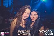 Awesome Saturdays στο Navona Club di Oggi 08-11-14  Part 2/2