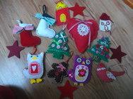 Πάτρα: Φτιάχνουμε χριστουγεννιάτικα στολίδια για το δέντρο μας