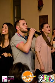 Karaoke Night at Stekino 28/11/14 Part 1/2