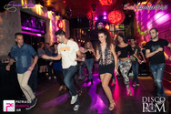 Salsa and the City Thuesdays at Disco Room Club 02-12-14 Part 1/2