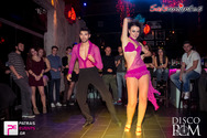 Salsa and the City Thuesdays at Disco Room Club 02-12-14 Part 2/2