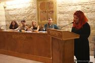 """Πάτρα: Με μεγάλη επιτυχία πραγματοποιήθηκε η παρουσίαση του βιβλίου """"Σε σωστή ώρα νυχτώνει"""" (pics)"""