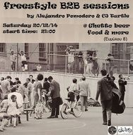 Freestyle B2B Sessions στο Ghetto