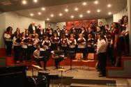 Πάτρα: Η Χορωδία του Πανεπιστημίου γιόρτασε τα 30 χρόνια ζωής της, χαρίζοντας στο κοινό μια λαμπερή βραδιά (pics)