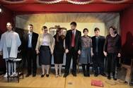 Πάτρα: «Ο Κρυμμένος Θησαυρός» - Mε επιτυχία το θεατρικό δρώμενο της Χριστιανικής Στέγης (pics)