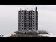 Κριμαία: H χειρότερη κατεδάφιση... ever (video)