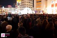 Πάτρα: Δείτε φωτογραφίες και βίντεο από την έναρξη του Πατρινού Καρναβαλιού – Το πάρτι συνεχίζεται