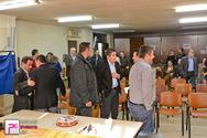 Κοπή Πίτας Συλλόγου Καταστημάτων Εστίασης και Αναψυχής 20-01-15