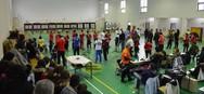 Ο Καραγεωργίου και η Ρωμάντζη, νικητές, στο Ολυμπιακό τόξο, στην Πάργα