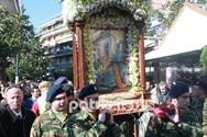 Ηλεία: Με λαμπρότητα τίμησε τον πολιούχο Άγιο Χαράλαμπο ο Πύργος! (pics+video)