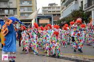 Ολοκληρώθηκε η μεγάλη παρέλαση του Πατρινού Καρναβαλιού (pics)