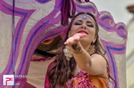Πάτρα: 'Έκλεψε καρδιές' στην παρέλαση η βασίλισσα του Πατρινού Καρναβαλιού! (pics)