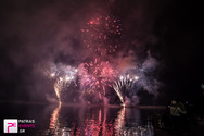 Ήταν μία φαντασμαγορική τελετή λήξης του Πατρινού Καρναβαλιού (pics+vids)