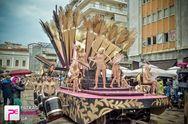 «Burlesque»: Όταν το καρναβάλι γίνεται τέχνη - Εντυπωσίασε και φέτος το γκρουπ 86 (pics)