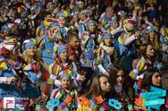 To Πατρινό πλήρωμα που μας ταξίδεψε, αυτό το καρναβάλι, σε μία 'Άγνωστη Χώρα' (pics)