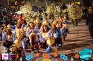 """Ο """"Φάρος των Πατρών"""" φώτισε το Πατρινό Καρναβάλι (pics)"""