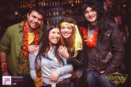 Κυριακή Πατρινό Καρναβάλι 2015 στο Teatro Cafe Bar 22-02-15
