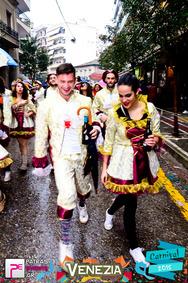 Μεγάλη Παρέλαση Πατρινού Καρναβαλιού Group 67 Venezia 22-02-15 Part 1/4