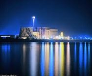 Πυρηνικό εργοστάσιο μετατράπηκε σε ένα ξεχωριστό και εντυπωσιακό λούνα παρκ (pics)