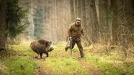 Όταν ο κυνηγός γίνεται... κυνηγημένος (pics)