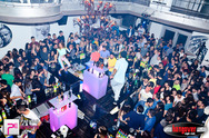 Evgenia Kalafati & John Litras στο Hangover night club 12-04-15 Part 2/3