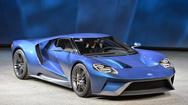 Το GT της Ford αποτελεί... έμπνευση (video)