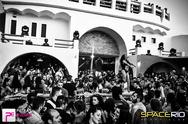 Afternoon Party με Ελένη Ματζουράνη και Dj Kas στο Space Rio Club 13-04-15 Part 2/3