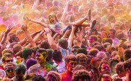 Colour Day Festival - Μια γιορτή γεμάτη χρώμα έρχεται στη ζωή μας!