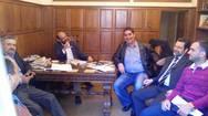 Πάτρα: 'Το Ποτάμι' συναντήθηκε με τους φροντιστές