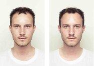 Έτσι θα ήταν τα πρόσωπα μας, αν ήταν απόλυτα συμμετρικά (pics)