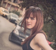Ιωάννα Στούμπου: Η 20χρονη από το Αίγιο που από τα πρώτα 'κλικ' γοητεύει το φακό (pics)