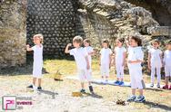 Μετά από πολλά χρόνια, η αρένα της Ηφαίστου άνοιξε για τη νέα γενιά! (pics)