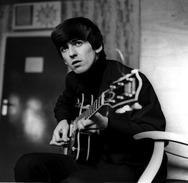 Σε δημοπρασία η κιθάρα του Τζορτζ Χάρισον!