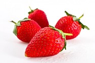 Δείτε την επιφάνεια μιας φράουλας (pic)