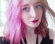 Η διχρωμία είναι νέα μόδα στα μαλλιά (pics)