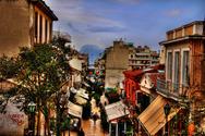 Αράζοντας στα σκαλάκια της Γεροκωστοπούλου - Στο πιο rock σημείο της Πάτρας!
