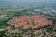 Nordlingen: Μία πόλη πάνω σε κρατήρα μετεωρίτη (pics+video)