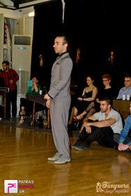 "2nd Patras Ionian Tango Festival από την Tanguera Tango Argentino Patras στον Πολυχώρο ""Dancarte"" 23/05/2015 Part 2/2"