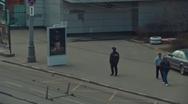 H διαφήμιση που 'κρύβεται' όταν πλησιάζουν αστυνομικοί (video)