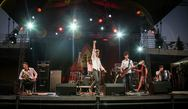 Η Πατρινή μπάντα 'Tourlou the Band' ετοιμάζεται για το 'Schoolwave Festival' (pics+video)