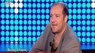Φώτης Σπύρου στο «ΟΛΑ ΜΠΙΠ»: 'Δεν προτρέπω κανέναν να είναι gay' (video)