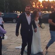 Γλέντι γάμου με Γιώργο Βελισσάρη για τον Mάκη & την Διονυσία! (pics+video)