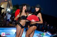 Pool Party στο Socrates Οrganic Village 14-06-15 Part 1/3