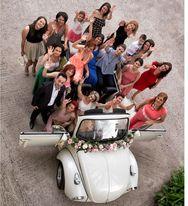 Ένας γάμος, που θύμισε πενταήμερη εκδρομή! (Δείτε φωτο)