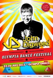 """Στην καταπράσινη """"Κοιλάδα των Θεών"""" στην Αρχαία Ολυμπία, ο John Digweed!"""