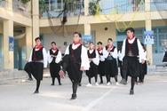Πάτρα: Το 2ο Γυμνάσιο αποχαιρέτησε χορεύοντας το σχολικό έτος που πέρασε (pics)
